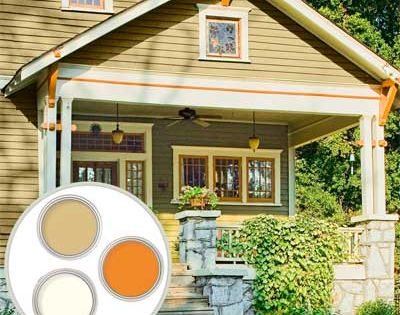All About Exterior Paint Bungalow Simple House And