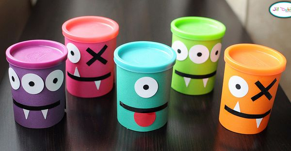 monster party, halloween favors