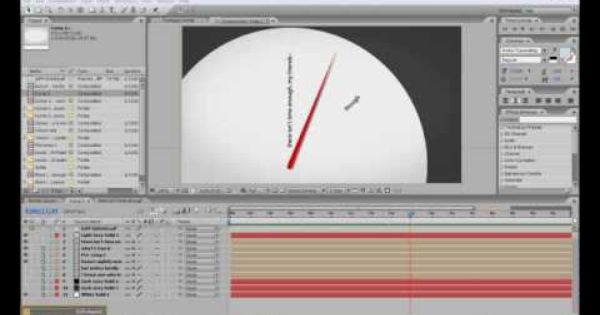16 Kinetic Typography How To Youtube After Effects