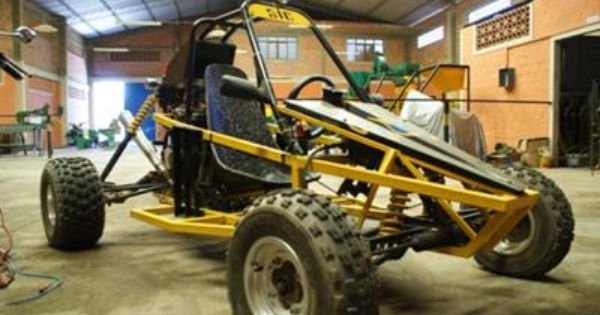 how to build a buggy with motorcycle engine