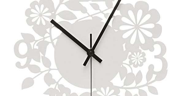 Wilko Laser Cut Wall Clock
