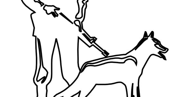 Army K-9 Coloring Page...You Can Print Out This #Army