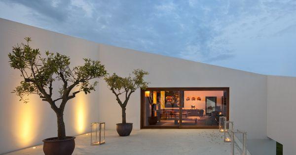 L'And Vineyards Hotel / PROMONTORIO + Studio MK27 – Marcio Kogan© Fernando