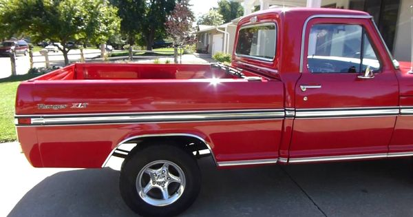 71 Ford F-100 | 4Weels | Pinterest | Ford, Ford ranger and ...