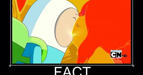 is finn from adventure time dating anyone
