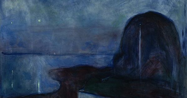 Essay about edvard munch paintings