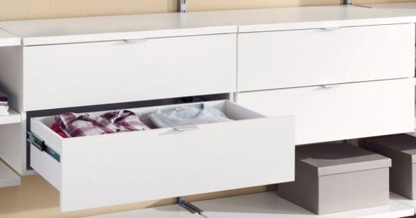Inspirational Begehbarer Kleiderschrank hochwertiges Sideboard f r den begehbaren Kleiderschrank Ankleide Pinterest