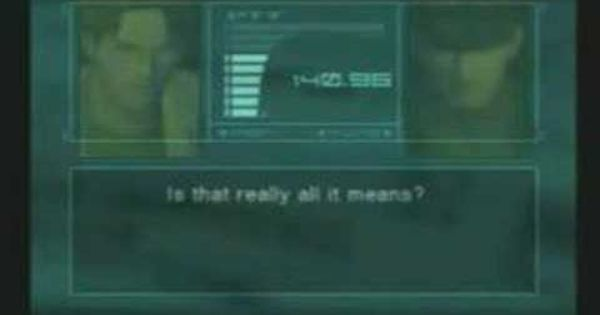 Metal Gear Solid 2 Music Extended Essay - image 8