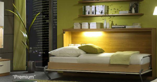 Wohnideen Nehl premium liggandesängskåp från nehl wohnideen premium bed from nehl