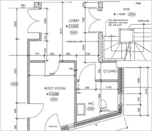 Be Your Own Floorplanner How To Draw Your Own House Plans House Plans Build Your Own House House Plan Gallery