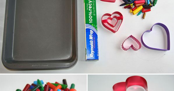 Make crayons in fun shapes for the kids. | 47 Unexpected Things