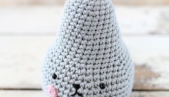 sweet crochet decor...pirum parum...