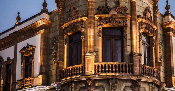 teatro alcala oaxaca mexico obra de arte de la