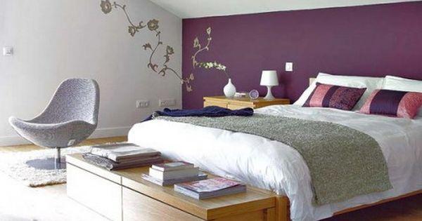 D coration petite chambre mansard e decoration et design for Decoration chambre mansardee