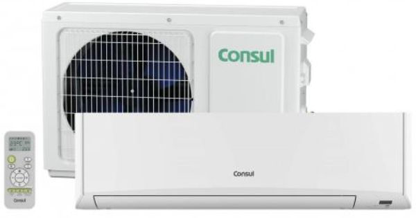 Ar Condicionado Split Consul 12 000 Btus Quente Frio Facilite