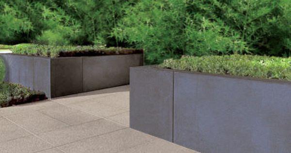 mur de sout nement modulaire en pierre reconstitu e pour cl ture de jardin wall l quartzo. Black Bedroom Furniture Sets. Home Design Ideas