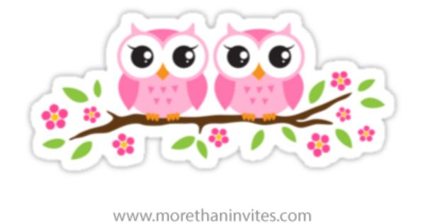 Baby Girl Owl Clip Art Cute Animated Baby Owls Cute Baby