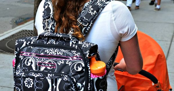B.F.F Backpack Diaper bag by Ju•Ju•Be- Perfect for Travel!........Amber, look at this