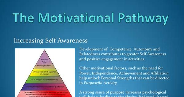 final motivation and self actualization b self actualization Self esteem motivation and self-esteem to finally reaching the final level of growth people who have obtained self-actualization typically have.