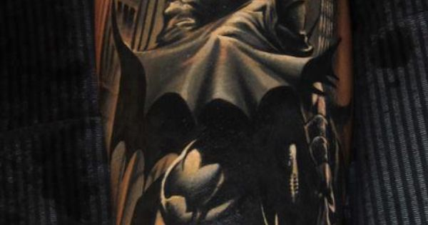 Batman by Piotr Deadi Dedel || Lovely Dark Knight Ink