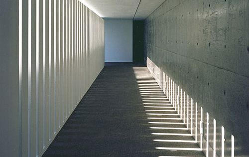 Architectural light, the Creo Hall in Toyoma by Akira Sakomoto Casa (photo