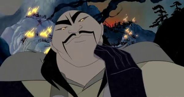 Shan Yu Mulan Thrax You Should Be Scared Of Me Mep