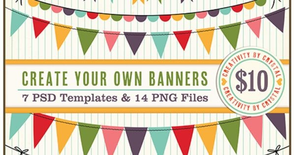 Create Your Own Banners Templates V01 Inspiration
