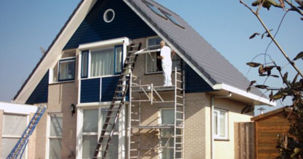Je hebt plannen om je huis van binnen of buiten te laten schilderen kijk op - Huis van kind buiten ...