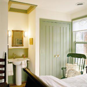 A Sink For Guests Basement Guest Rooms Guest Bedrooms Remodel Bedroom