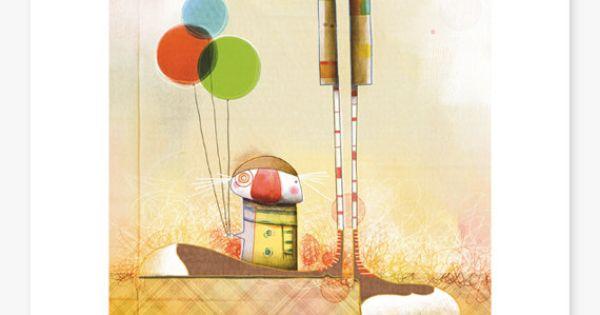 Ozonemotion magic illustrations pinterest - Teatro marionetas ikea ...