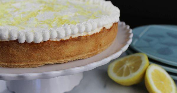 Lemon Honey Tart with Salted Shortbread Crust pasasdenadaisy.com ...