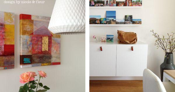 Een nieuw ingericht appartement met kleur portfolio 39 s interieurstylisten pinterest kleur - Kleur corridor appartement ...