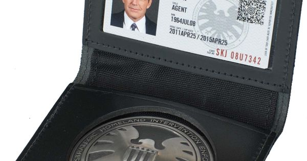 How to get an Agents of SHIELD Personalized Badge