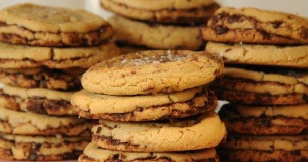 Thousand-Layer Chocolate Chip Cookies | Recipe | Cookie ...