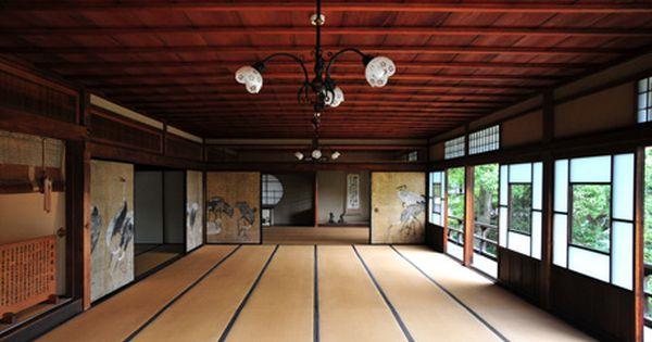 Pin De Joa Schwinn En Dojos Casas Tradicionales Interior