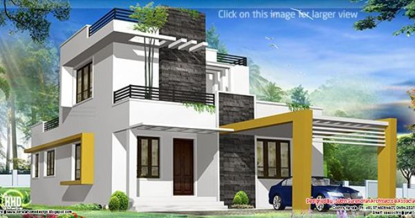 Kerala Home Design Architecture House Plans 2BHK