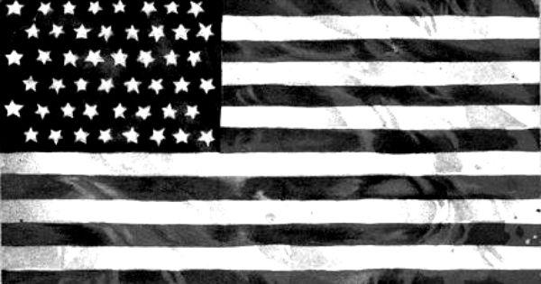 Black And White Clip Art April 2010 American Flag Clip Art Vintage American Flag Black And White