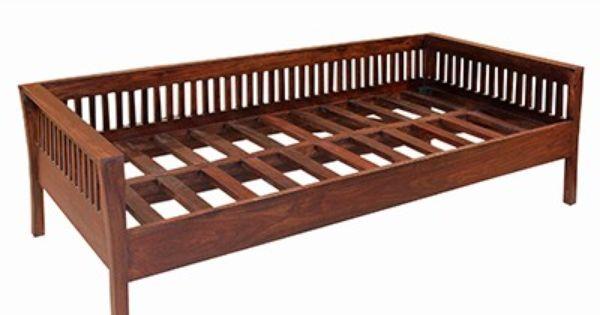 Fabindia Com Diwan With Slatted Wood Buy Living Room Furniture Living Room Furniture Online Wooden Sofa Designs