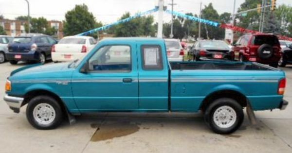 Cars For Sale In Sioux Falls Sd >> 1993 Ford Ranger XLT SuperCab - cheap pickup truck under $2000 in Sioux Falls, South Dakota, SD ...