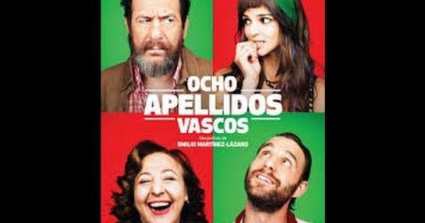 Ocho Apellidos Vascos Pelicula Completa En Espanol Apellidos Vascos Carteleras De Cine Peliculas Cine