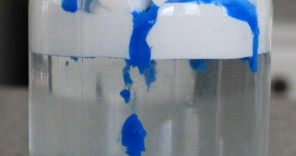 Raincloud in a Jar