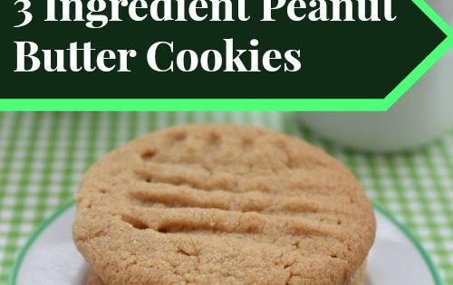 recipes recs Ingredient Peanut Butter Cookies.