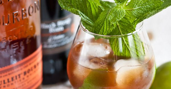 Bourbon, Punch and Rum on Pinterest