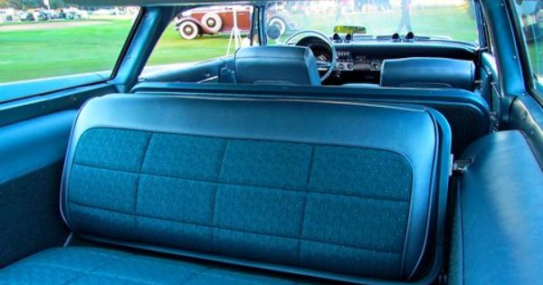 1960s ford fairlane station wagon rear facing seats station wagons pinterest ford. Black Bedroom Furniture Sets. Home Design Ideas