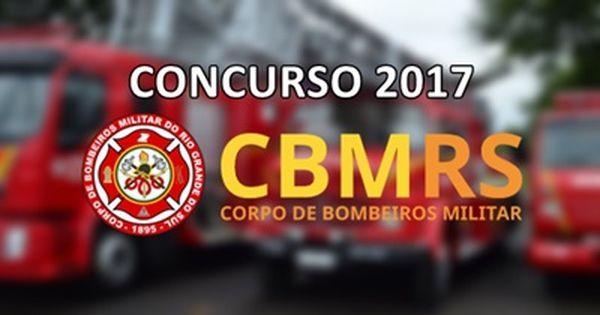 Apostila Concurso Bombeiros Rs Cbmrs 2017 Concurso Bombeiro