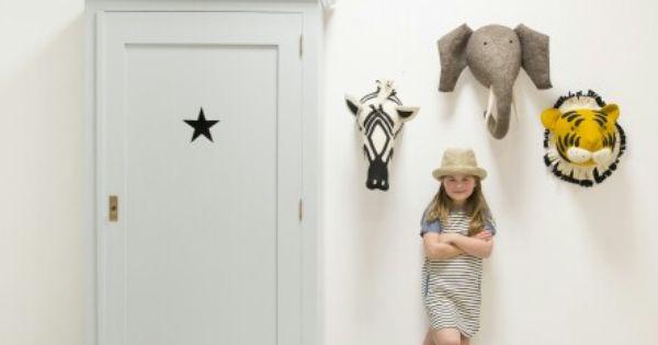 Stoere Peuter Slaapkamer : Cool en stoer meisjes kamer: styling van ...