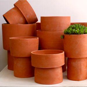 Pot Planters By Color Terracotta Flower Pots