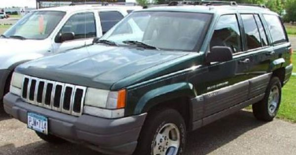 1996 Jeep Grand Cherokee Laredo For Sale In Minnesota Mn 1995