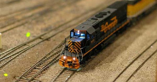 Picaxe Model Railroad Speed Controller