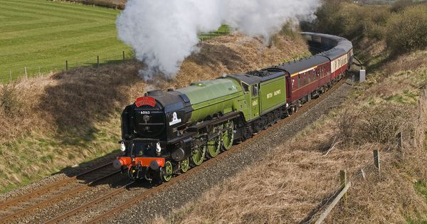 Ulverston United Kingdom  city photo : Photo: 60163 Furness Railway Steam 4 6 2 at Ulverston, United Kingdom ...
